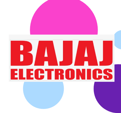 Bajaj Electronics | Digital Marketing freelancing